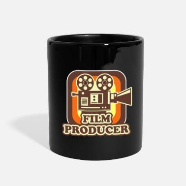 Cinema Film Producer - Full Color Mug