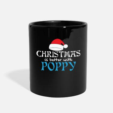Underground Christmas is better with poppy father xmas daddy - Full Color Mug