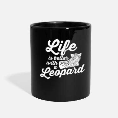 Leopard Leopard - Full Color Mug