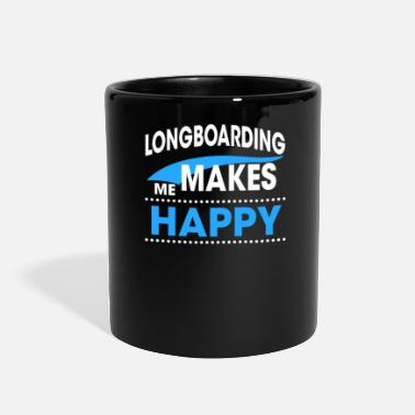 Longboard LONGBOARDING - Full Color Mug