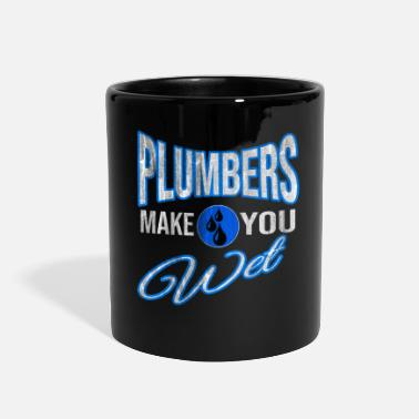 Tool Plumber Water - Full Color Mug