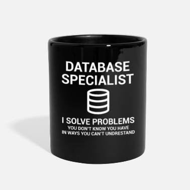 Computer Science Database Architect - Full Color Mug