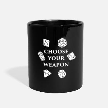 Master Funny DND Gift for Dungeon Masters (DM) and - Full Color Mug