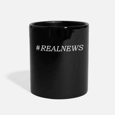 Fake Factsfirst, you have to say more about it - Full Color Mug