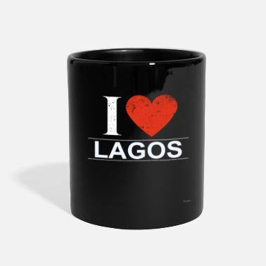Lagos I Love Lagos - Full Color Mug