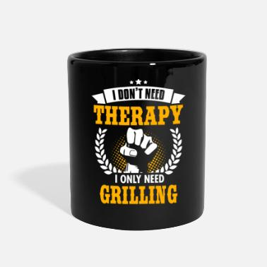 Grill Grilling - Full Color Mug
