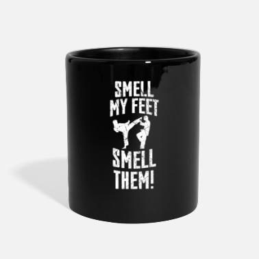 Smell Smell My Feet Smell Them - Full Color Mug