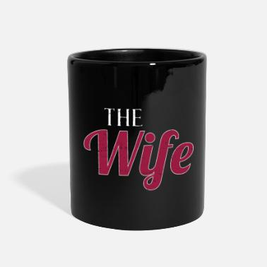 Wife The Wife - Full Color Mug