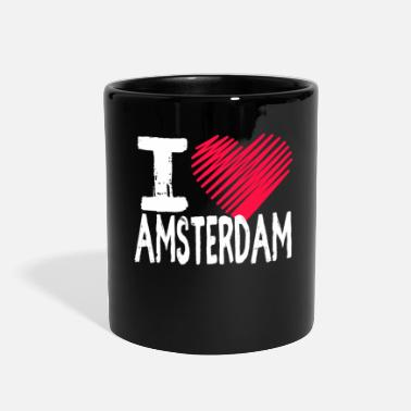I Love Amsterdam Gift - Full Color Mug