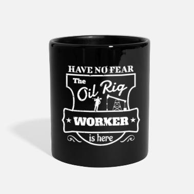 Oil Oil rig worker - oil rig - Full Color Mug