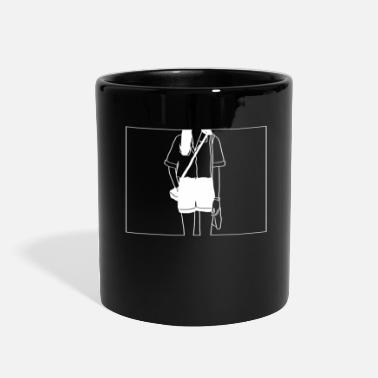 Silhouette Silhouette - Full Color Mug