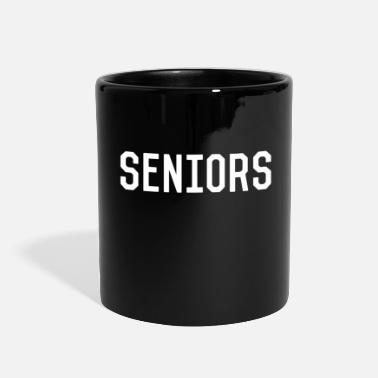 Senior Seniors - Full Color Mug