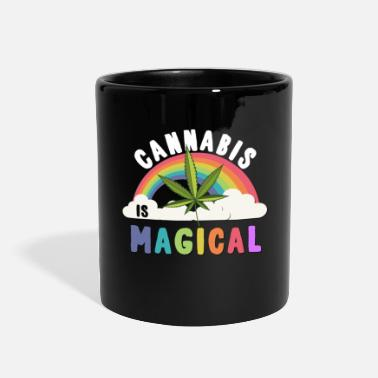 420 Cannabis is Magical Weed 420 - Full Color Mug