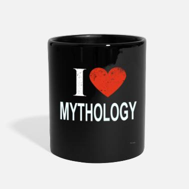 Mythology I Love Mythology - Full Color Mug
