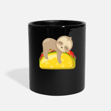 Spanish Cute Sloth Taco - Full Color Mug