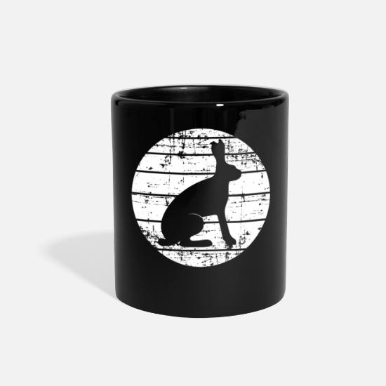 Gift Idea Mugs & Drinkware - Hare - Full Color Mug black