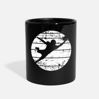 Offence American football touchdown - Full Color Mug