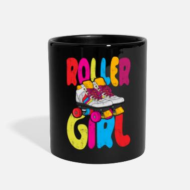 Roller Girl Roller Skating - Roller Girl - Full Color Mug