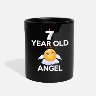 Years Old 7 Year Old Angel - Full Color Mug