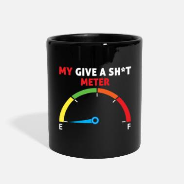 Tuner My Give A Shit Meter - Full Color Mug