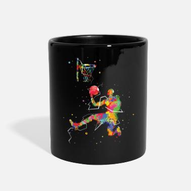 Player Basketball Player - Full Color Mug