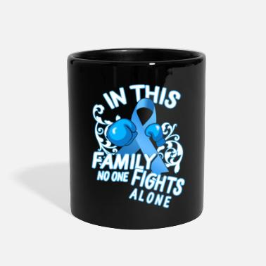 Brain Prostate Cancer Awareness In This Family No One - Full Color Mug