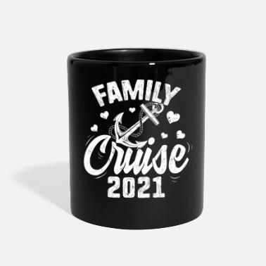 Ocean Liner Family Cruise 2021 Shirt Ocean Liner Vacation - Full Color Mug