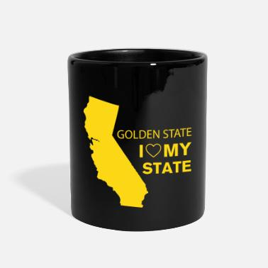 Golden State Golden State Love - Full Color Mug