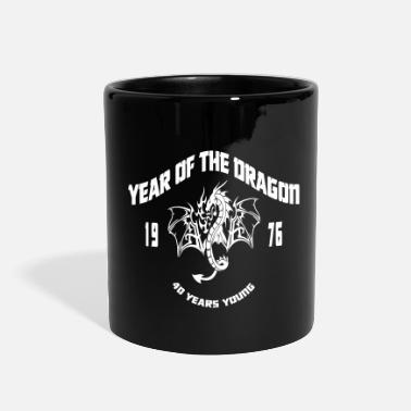 Year Of The Dragon 1976 Year Of The Dragon - Full Color Mug