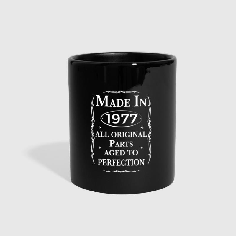 made in 1977 birthday - Full Color Mug