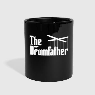 Drummer - The Drumfather - Full Color Mug