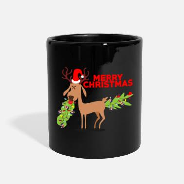 Ugly Christmas ugly christmas - Full Color Mug