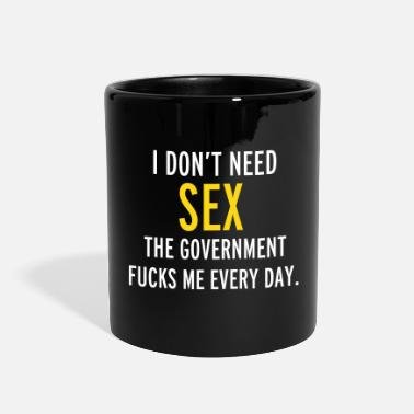 Government Government - Full Color Mug