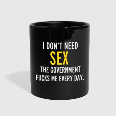 Government - Full Color Mug