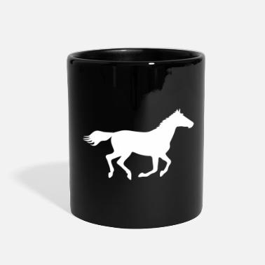 Gallop Horse Gallop - Full Color Mug