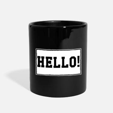 Hello Hello - Full Color Mug
