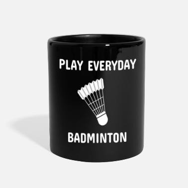Volley Badminton - Full Color Mug