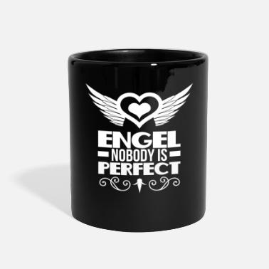Heart With Wings Heart with Wings Angel Wings - Full Color Mug
