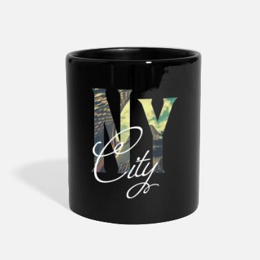 New York City New York New York City - Full Color Mug
