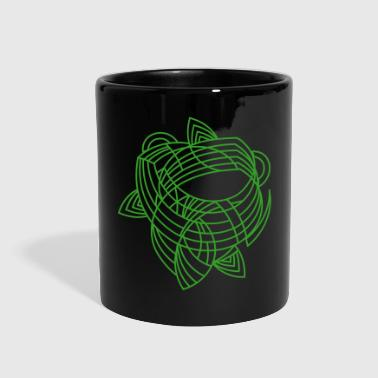 graphic pattern  - Full Color Mug