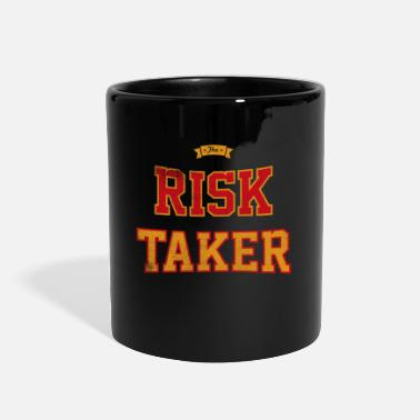 Risk The Risk Taker - Full Color Mug