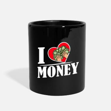 Gelding I love Money und Geld - Full Color Mug