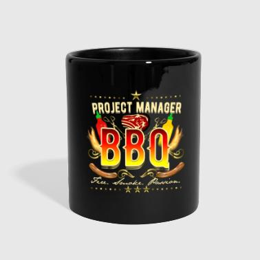 Grill T-Shirt Project Manager BBQ - Full Color Mug