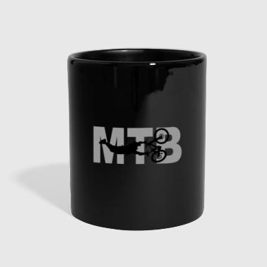 MTB Caffeine Transport Recepticle - Full Color Mug