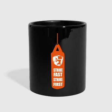 Strike Fast Strike First - Full Color Mug