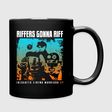ICWXP - Riffers Gonna Riff Mug - Full Color Mug