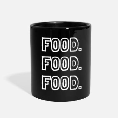 Food food food food - Full Color Mug