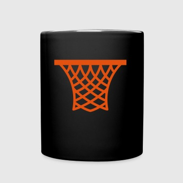 Basketball Hoop - Full Color Mug