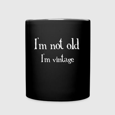 Not Old - Full Color Mug