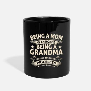 Grandma BEING A GRANDMA - Full Color Mug